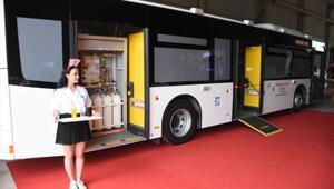 Türk mühendislerinden mobil ambulans ve hastane otobüsü