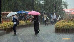 Meteoroloji Genel Müdürlüğünden kuvvetli yağış uyarısı: Bugün hava nasıl olacak