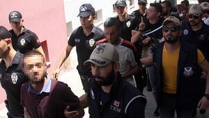 Haraç toplayan 12 DEAŞlı tutuklandı