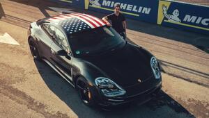 Porsche Taycan bu kez Formula E finalinde boy gösterdi
