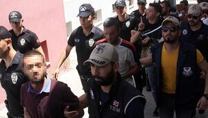 Terör örgütü DEAŞ adına haraç toplayanlara operasyon