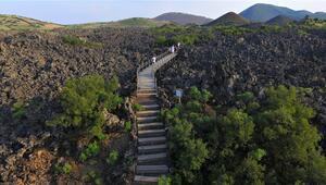 UNESCO sertifikalı Kula Jeoparkı yeniden tescil sürecinde