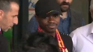 Son dakika: Galatasarayın yeni transferi Seri İstanbula geldi