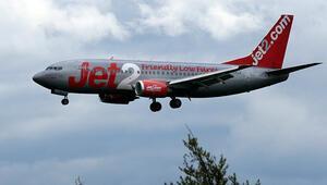 Dalaman uçağında olay çıkaran yolcuya ömür boyu uçuş yasağı