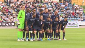 M. Başakşehir: 1-5 B. Mönchengladbach (Maç Özet)
