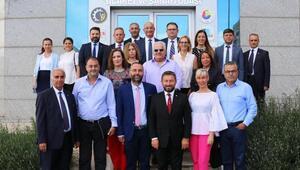Çerkezköyde Türk-Yunan KOBİleri için işbirliği başlıyor