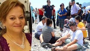 Pansiyoncu kadının feci ölümü 10 saat sonra bulundu…