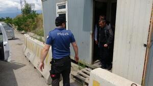 Kastamonuda firar eden 2 mahkum, Karabükte yakalandı