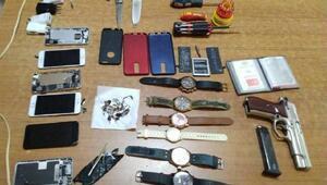 Erdekte hırsızlık olayına karışan 3 kişi tutuklandı