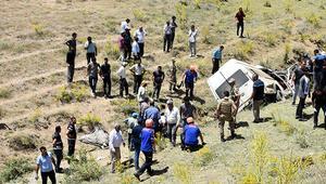 Kahreden kazada ölü sayısı arttı
