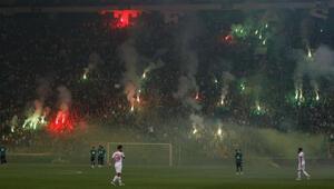 PFDKdan Sakaryaspora 2 maç seyircisiz oynama cezası