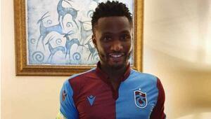 Trabzonsporun yeni transferinden flaş karar