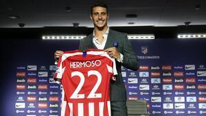 Mario Hermoso Atletico Madrid'de