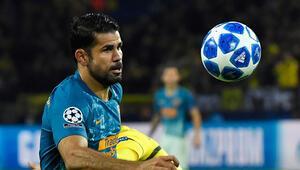 Son Dakika: Transferde flaş gelişme Fenerbahçeden 19.07de Diego Costa bombası