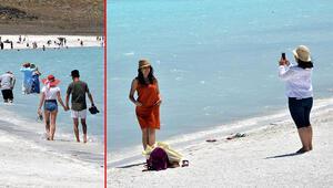 Salda Gölüne günde 30 bin ziyaret