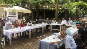 Huzurevi sakinlerine Beydağ Barajı gezisi