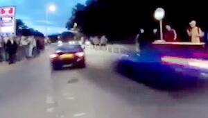 İngiltere'de modifiyeli otomobil etkinliğinde kaza: 16 yaralı