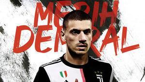 Juventus son kararını verdi Merih Demiral...