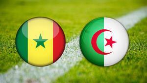 Senegal Cezayir maçı saat kaçta ve hangi kanalda Afrika Kupasında geri sayım