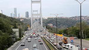 Bakan Turhan: FSM köprüsü, bayramda hizmette