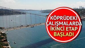FSM Köprüsündeki çalışmalar ne zaman bitecek İşte köprü çalışmasında son durum