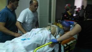 Düğünde çıkan silahlı kavgada 2 çocuk yaralandı