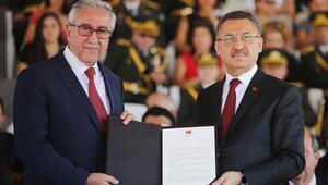 Son dakika... Cumhurbaşkanı Yardımcısı Oktaydan Doğu Akdeniz açıklaması