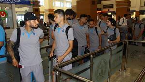 Trabzonspor Avusturyaya gitti