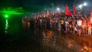 KKTCde binler şafak nöbetinde