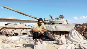 Berlin'den Suriye'ye savaşmak için döndü