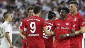 Gol düellosunda kazanan Bayern