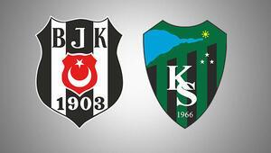 Beşiktaş Kocaelispor maçı ne zaman, saat kaçta, hangi kanalda
