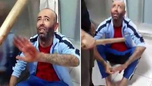 Market sahibi yakaladı Depoya götürüp böyle dövdü…