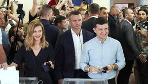 Ukraynadaki erken genel seçim
