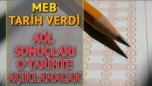 MEB Açık Öğretim Lisesi Sınav sonuçları için tarih verdi AÖL 3. dönem sınav sonuçları ne zaman açıklanacak