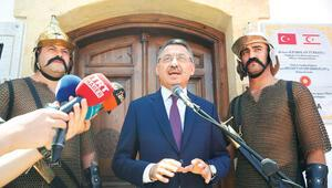 Oktay, KKTCde 'Türkeş Müzesi'ni açtı:Ebediyen bir ve beraberiz