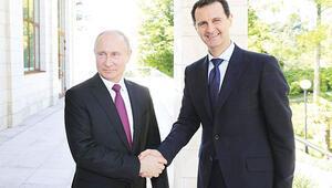Putin'den mektuplu mesaj