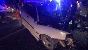 Burdurda feci kaza: Sürücü, amcası ve dedesi öldü