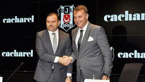 Beşiktaşa yeni giyim sponsoru