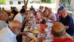 Vali Erol, kahvaltıda vatandaşlarla buluştu