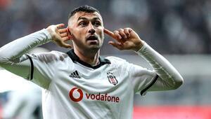 Beşiktaşın yeni kaptanı Burak Yılmaz