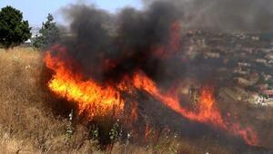 Silivride ot yangını güçlükle kontrol altına alındı