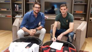 Transfer haberleri | Fatih Karagümrük Erik Saboyu transfer etti