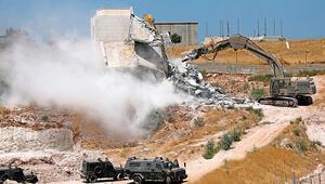 İsrailden Doğu Kudüs'te yıkım adımı