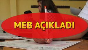 e-Okul lise boş kontenjanlar - MEB LGS boş kontenjan ve taban puanlarını yayınladı