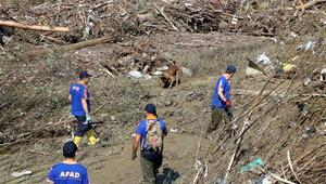 Düzcede selde kaybolan 4 kişi aranıyor