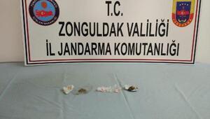 Zonguldakta uyuşturucu operasyonu: 1 tutuklama