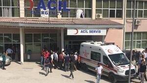 Şemdinlide üs bölgesi yolunda patlama: 1 ölü, 1 yaralı