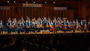Genç müzisyenler İstanbullu müzikseverlerle buluştu