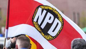 Yabancı düşmanı NPD'nin aldığı 878 bin 325 Euro yardım kesilecek mi